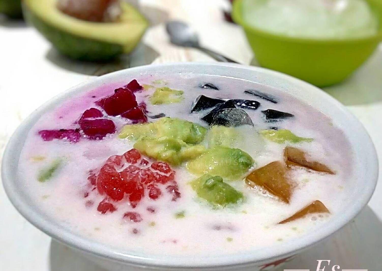 Resep Es Teler Seger Versi Santan Oleh Diyah Kuntari Resep Di 2020 Resep Hidangan Penutup Makanan Dan Minuman