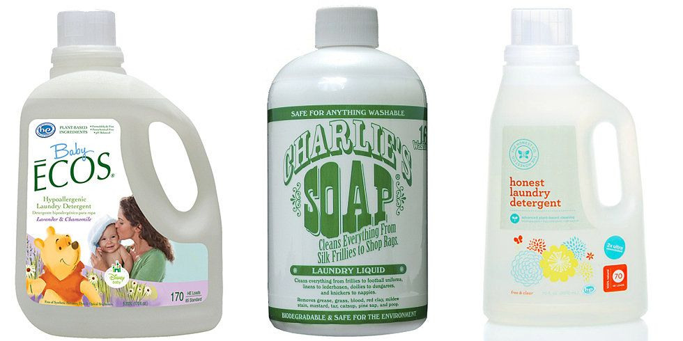 The Best Eco Friendly Laundry Detergents For Washing Baby S Clothes