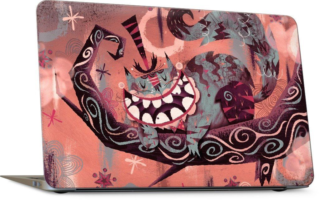Cheshire Cat Laptop Skin