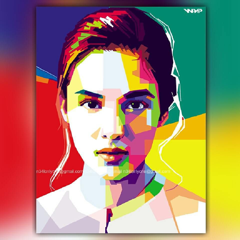 Munir In Wpap Pop Art Indonesia Pinterest