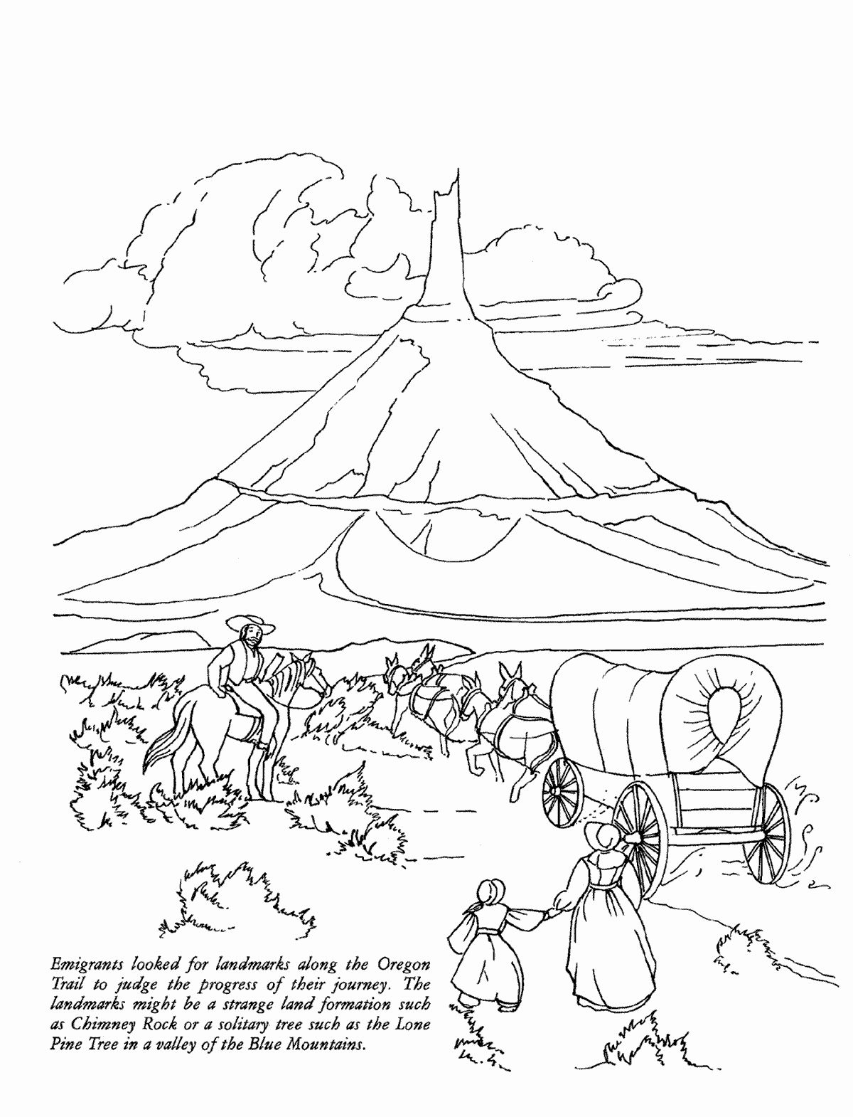 Texas History Coloring Sheets In 2020 Coloring Pictures Oregon
