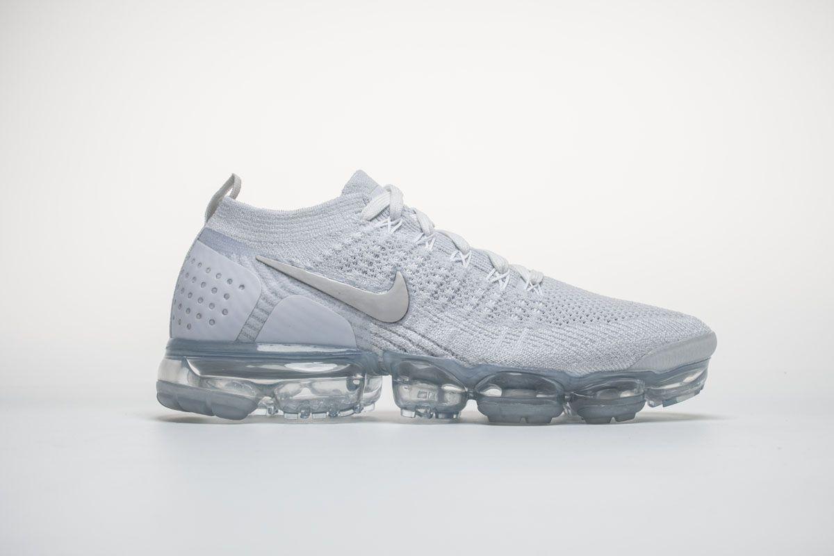 c6743c55933992 Nike Air VaporMax 2.0 942842-100 Triple White Shoes