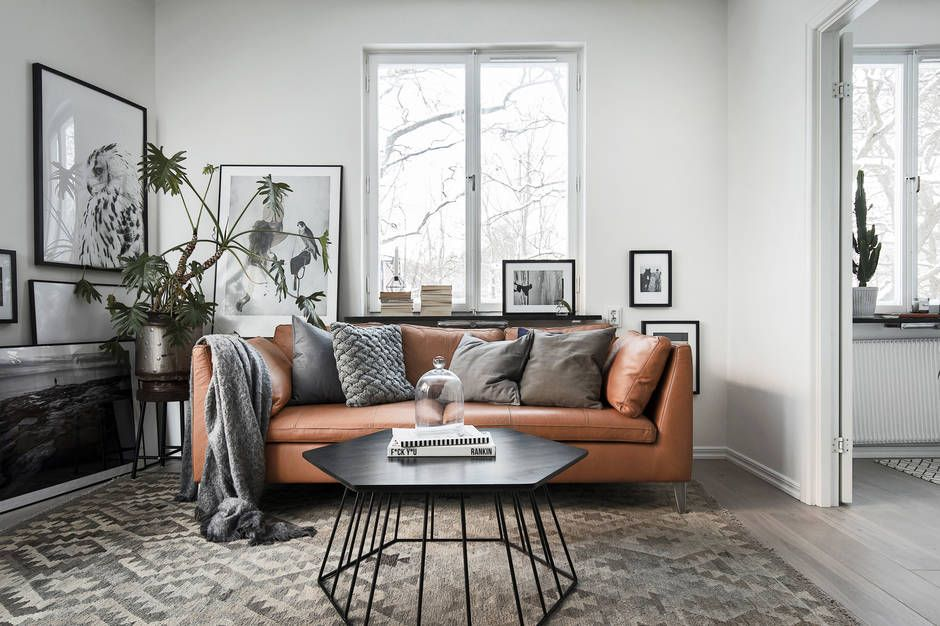 Match made in heaven: combineer grijs en bruin in je interieur ...