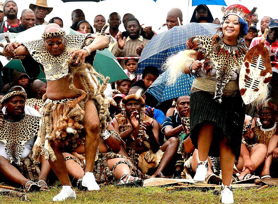 Black Bride South African