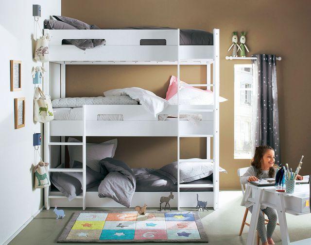 Chambre d 39 enfant 15 lits craquants d c o r a t i o n cuarto ni a cuartos et hogar - Lits superposes vertbaudet ...