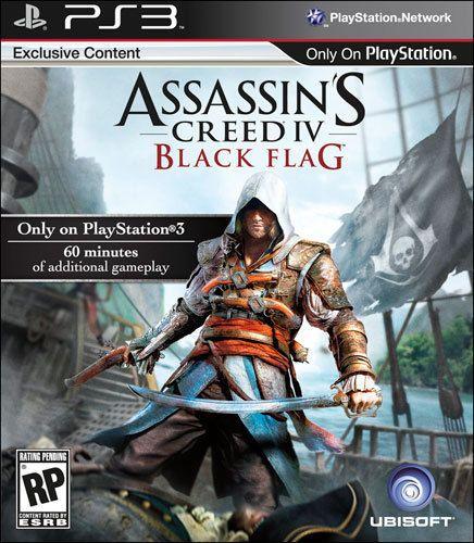 Assassin S Creed Iv Black Flag Sony Playstation 3 Ps3