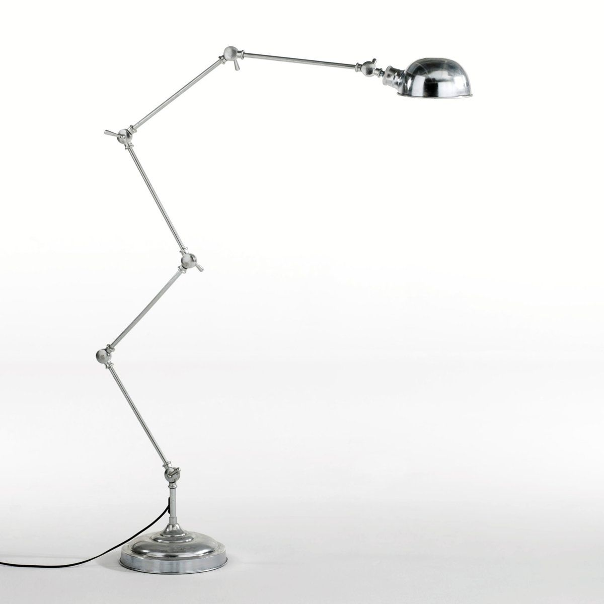 Pied De Lampe Am Pm lampadaire articulé tornade, am.pm   deco   lampadaire