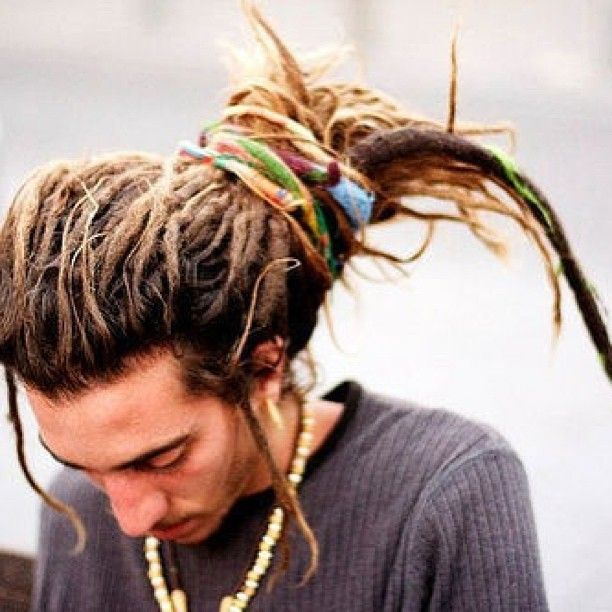 i want my dreads to look like this!!