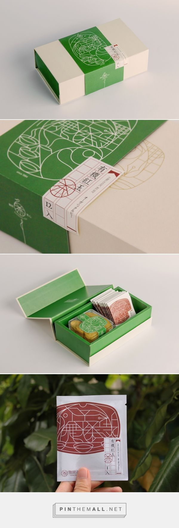 舞間茶心-舞光茶詩禮盒|Dancing Tea Packaging on Behance - created via https ...