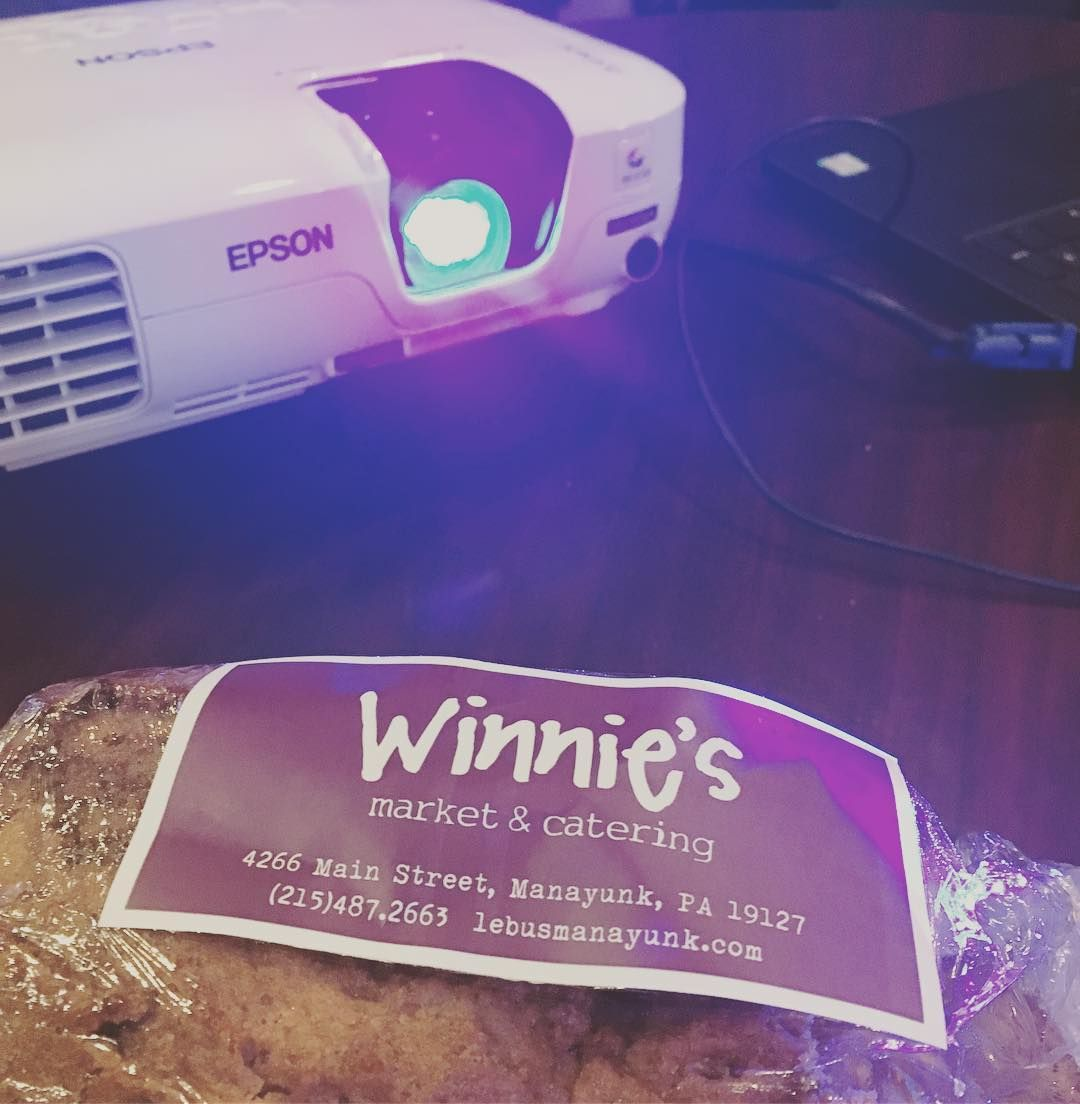 No better fuel for recruiting training then bread from @winnieslebus! Thanks for making our lives much more delicious! . . . . #kanepartners #recruiterantics #recruiter #recruiters #recruitment #recruiting #staffing #staffingagency #itstaffing #projector #bread #