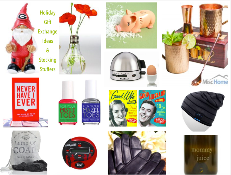 Grab Bag Gift Ideas - Christmas & White Elephant Gift Exchanges ...