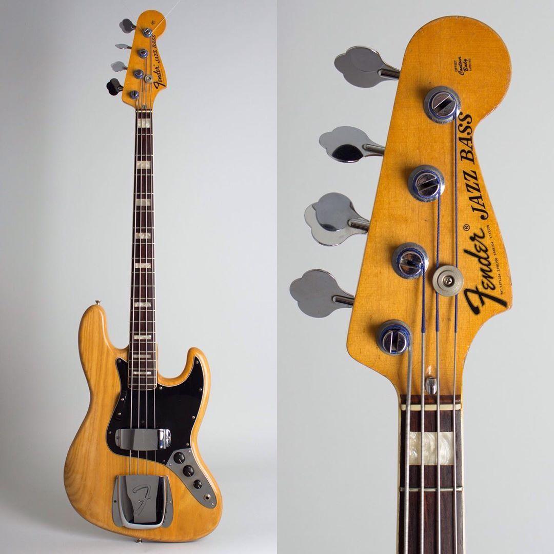 Retrofret Vintage Guitars Retrofret 1976 Fender Jazz Bass Fender Jazz Bass Fender Jazz Vintage Guitars