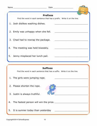 Pin On Speech Activities Free prefix and suffix worksheet