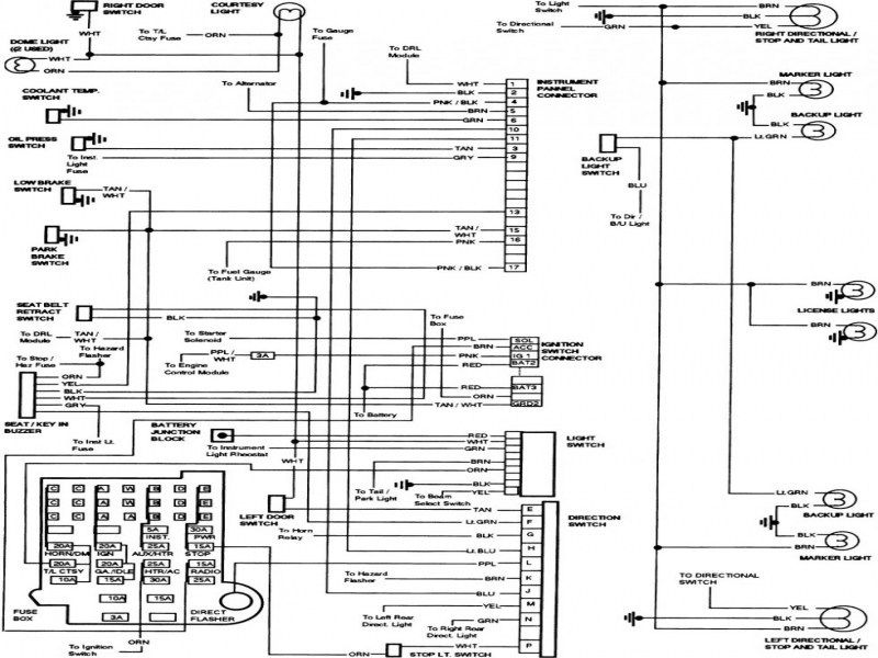 2007 Toyota Tundra Fuse Box - Wiring Diagram | Weick - Wiring Forums | Electrical  wiring diagram, Electrical wiring, Chevy silverado | 2007 Toyota Wiring Diagrams |  | Pinterest