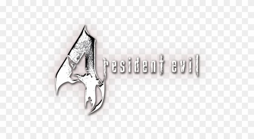Find Hd Resident Evil 4 Logo Png Transparent Png To Search And Download More Free Transparent Png Images Resident Evil Evil Resident