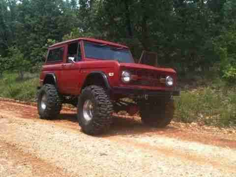 Sell Used Ford Bronco 1977 Rock Crawler Trail Rig Classic Lifted Boggers In Williford Arkansas United States Ford Bronco Bronco Classic Ford Broncos