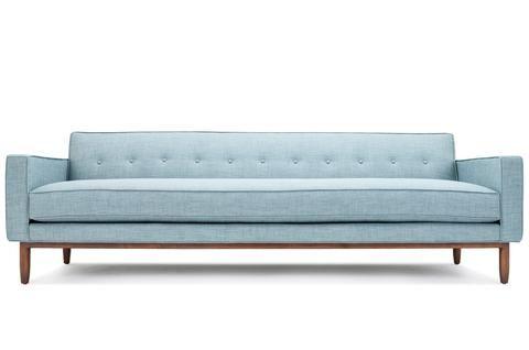 Edendale Custom Affordable Mid Century Modern Sofa From Clad Home - Affordable mid century modern sofa