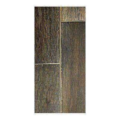 "Albero Valley Jubilee 5"" Solid Oak Hardwood Flooring in Gray"