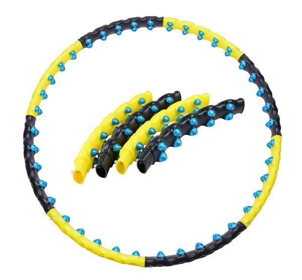 "NEW Balanced /& Grippy!! /""Psyche/""  Adult Professional Hula Hoop"