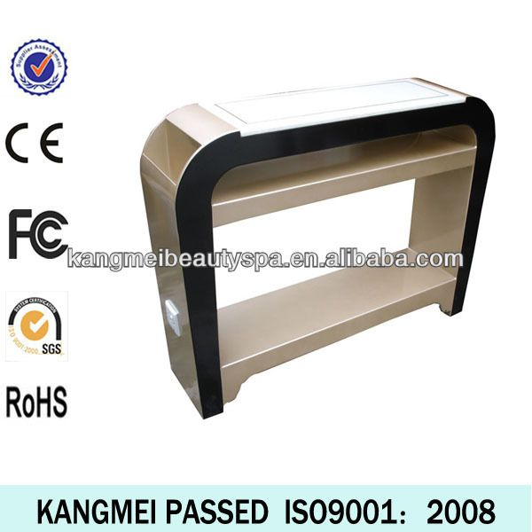 nail dryer table for sale/manicure table nail table nail desk/nail table pedicure chair KM-N037 $128~$200