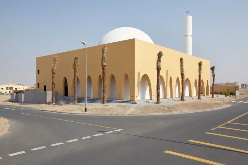 ibda design · Al Warqa'a Mosque