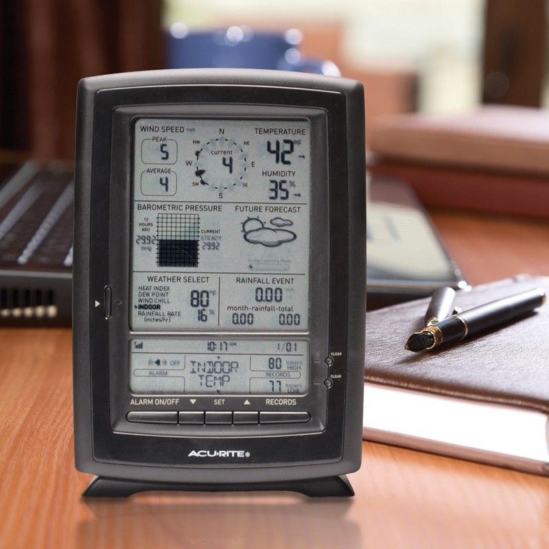 15000 AcuRite Professional Digital Weather Station with Forecast