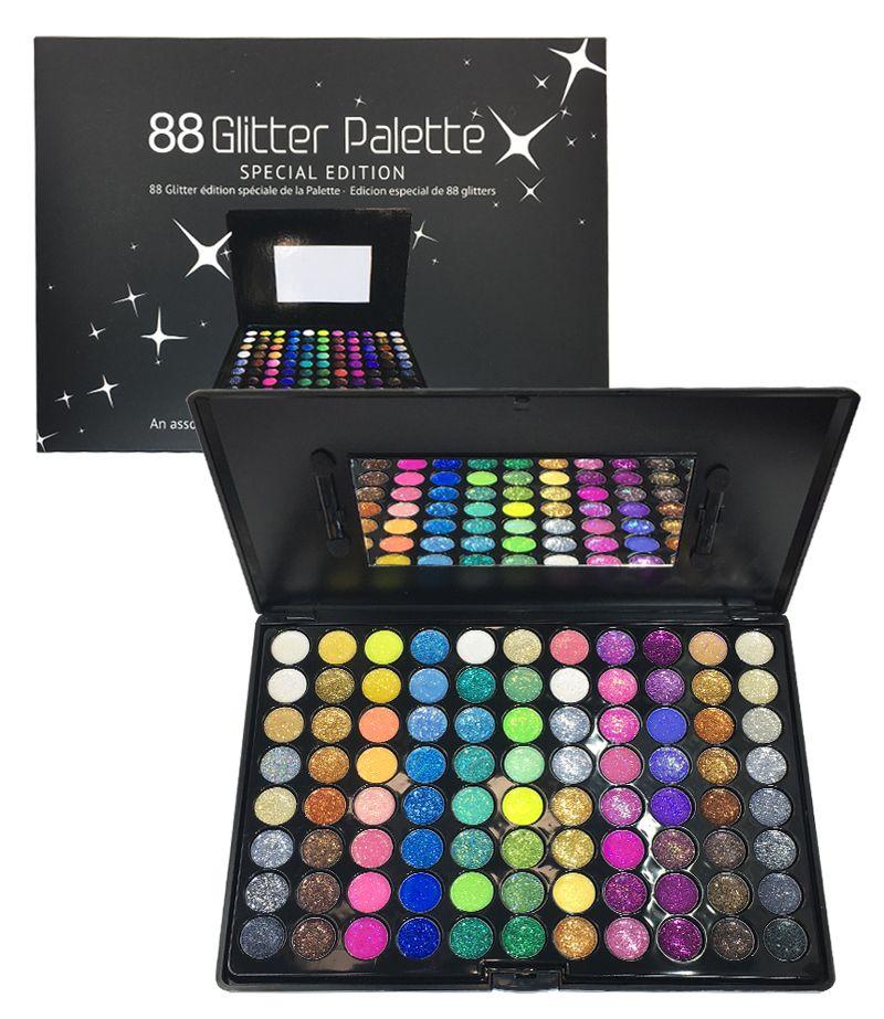 Beauty Treats Professional Glitter Palette 6 Units Mywholesalefashion Com Beauty Treats Palette Beauty