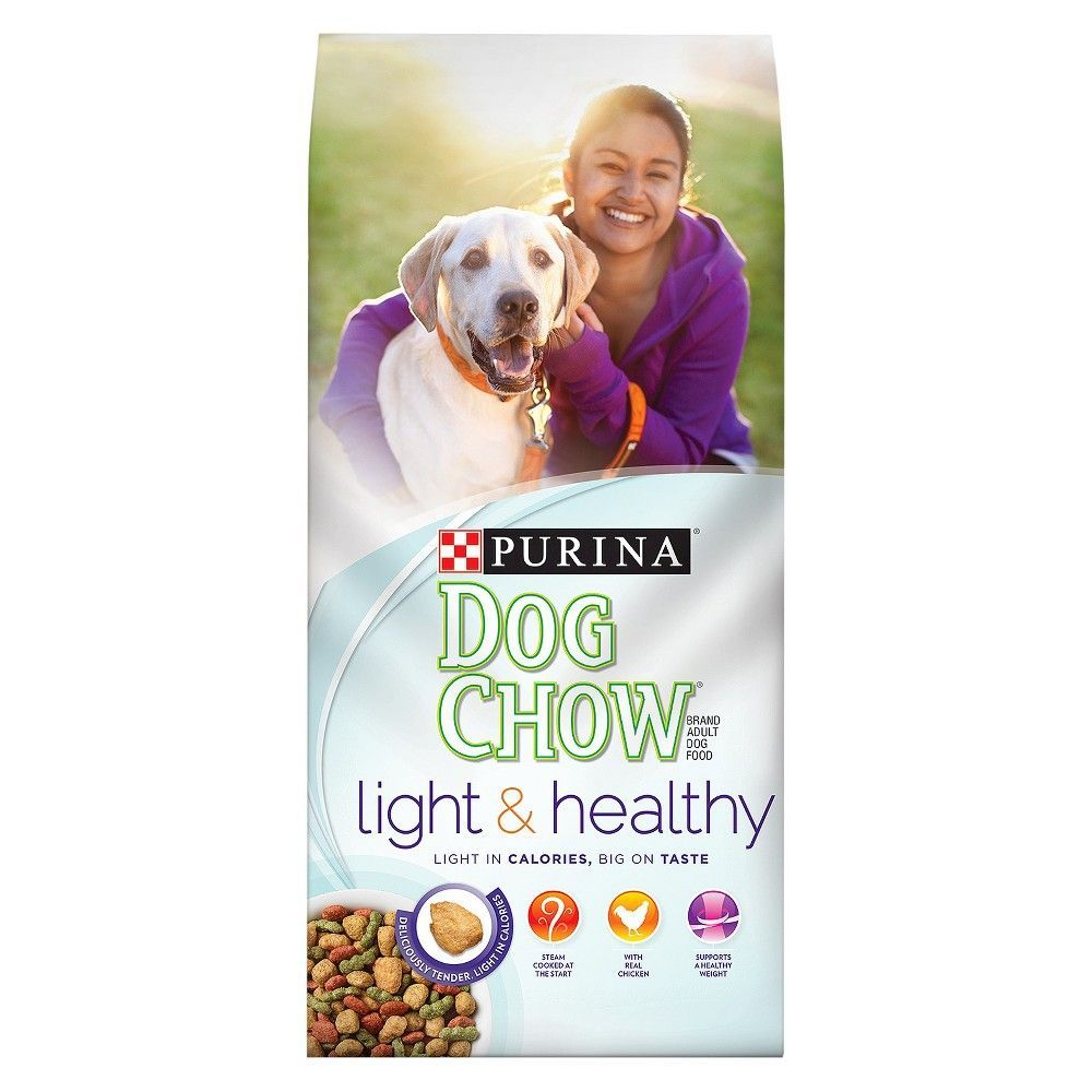 Purina Dog Chow Light Healthy Adult Dog Food 16 5 Lb Bag