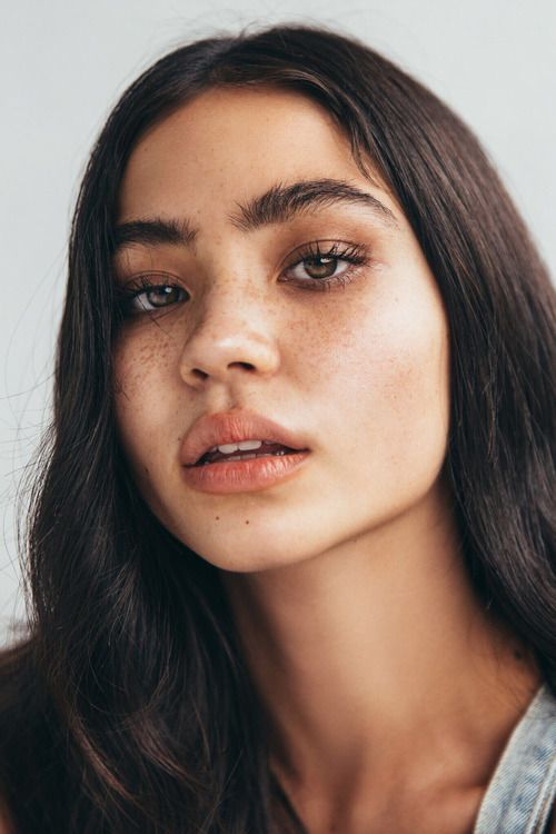 Girl Beauty And Eyebrows Image Pretty People Pinterest