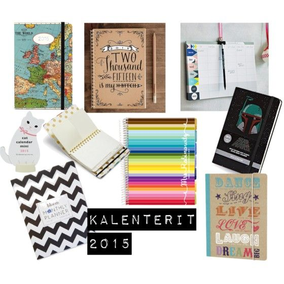 Which planner to get for next year?