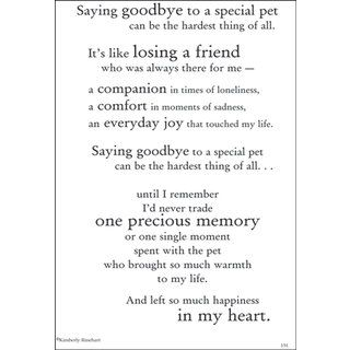 Pet Loss Scrapbook Stickers Pet Poems Dog Quotes Pet Loss Grief