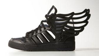 Jeremy Scott's Latest Wings Have a Few Holes | Adidas jeremy