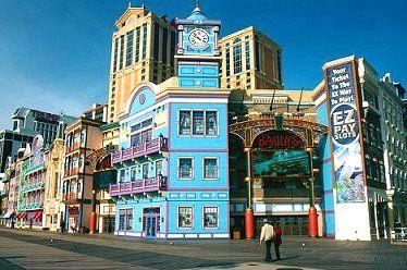 Wild Wild West Casino At Bally S Atlantic City Vacation Plan Bingo Halls Wild West