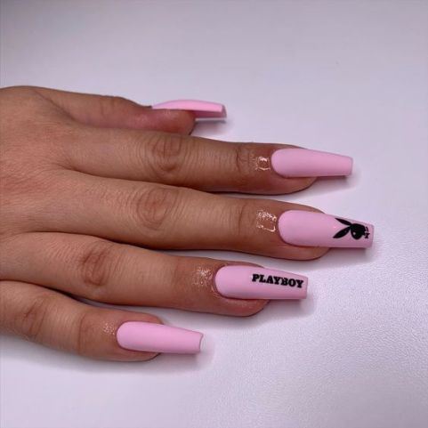 20 best acrylic nail designs 2020  ongles stylés vernis