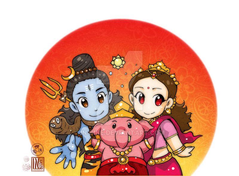 Little Kailash series by In-Sine on DeviantArt