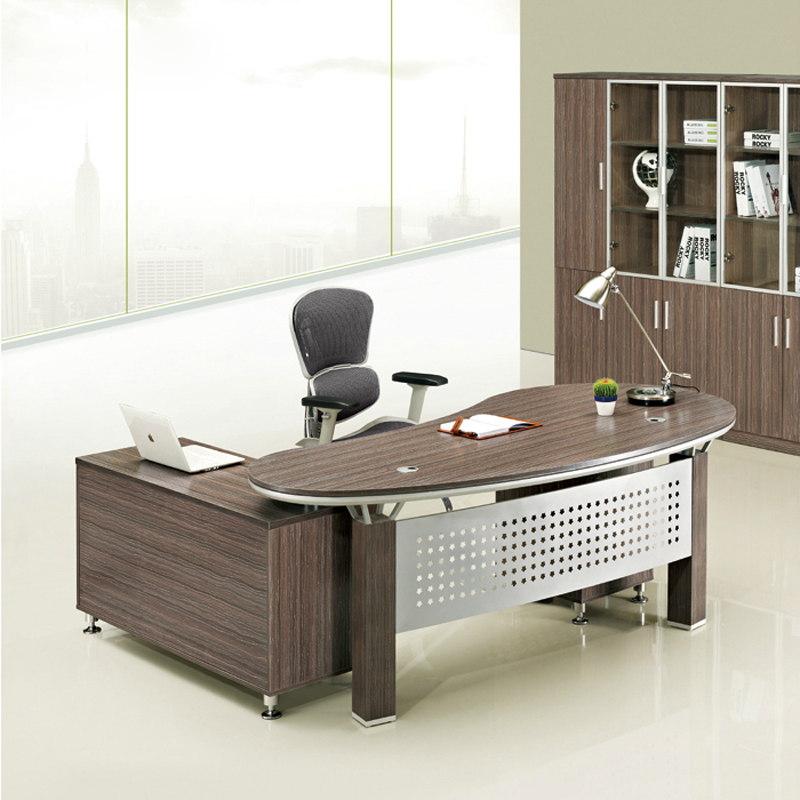High Quality Executive Office Desk Use Office Furniture Manager Curved Office Ta Office Furniture Design Office Furniture Modern Modern Office Furniture Design
