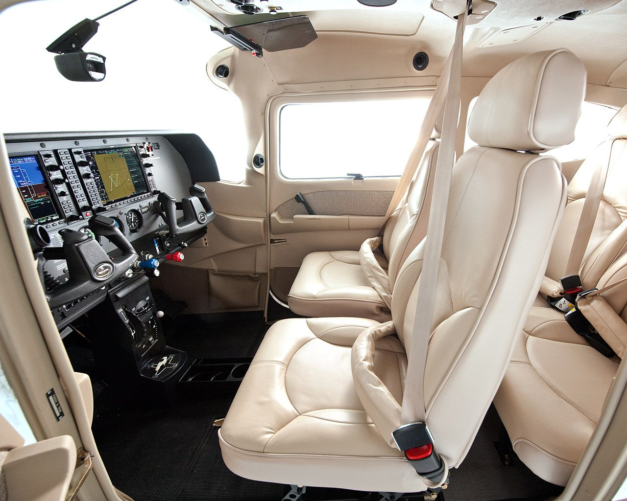 Cessna 172 Interior And Upholstery