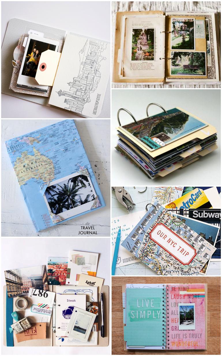 Travel Journal inspiration                                                                                                                                                                                 Más
