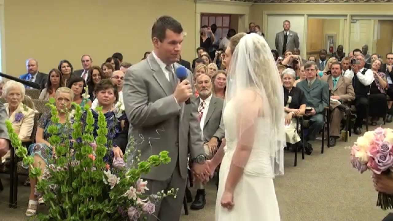 Wedding Video Kingdom Hall Of Jehovah Witness Cleveland Country
