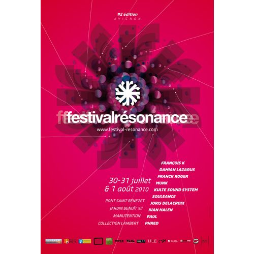 #jeromecosh #cosh #identity #logotype #designgraphic #design #festivalresonance