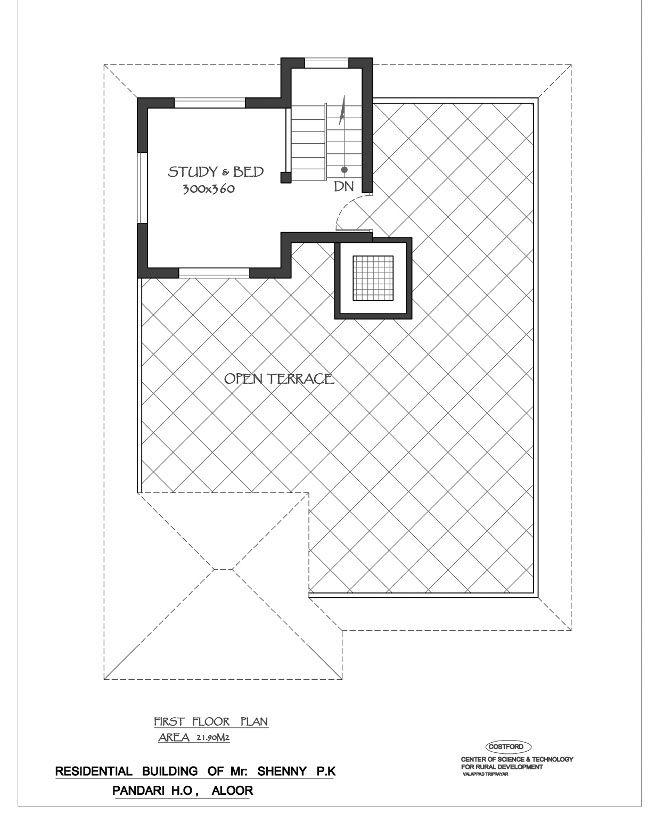 kerala 3 bedroom home plan for 14 lakh, beautiful kerala home plans