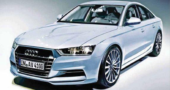 Audi A Interior View Cars Pinterest Audi A And Cars - Audi car 2015