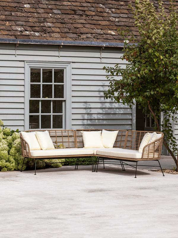 New Malmo Corner Set Natural In 2019 Furniture Accessories I Like Corner Sofa Corner Sofa Set Corner Sofa Conservatory