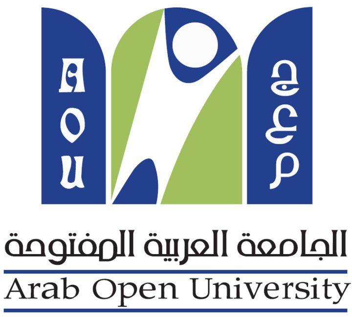 Arab Open University Aou Logo Visit Www Campussociety Com University Logo Education Logo University