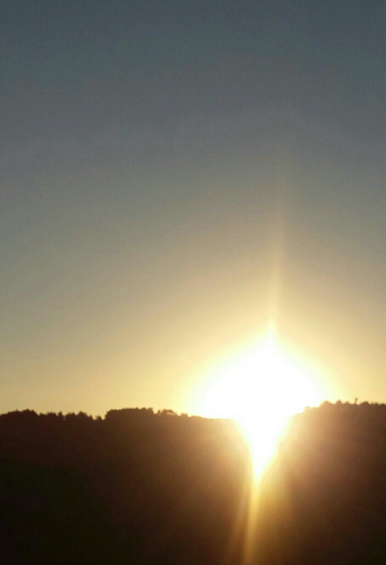 شروق الشمس شمال فلسطين Celestial Sunset Outdoor