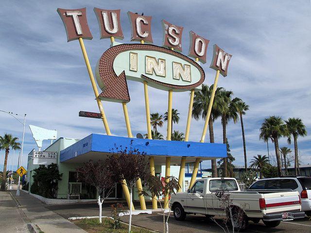 Resultado de imagen para fotos del Tucson Inn Motor Hotel