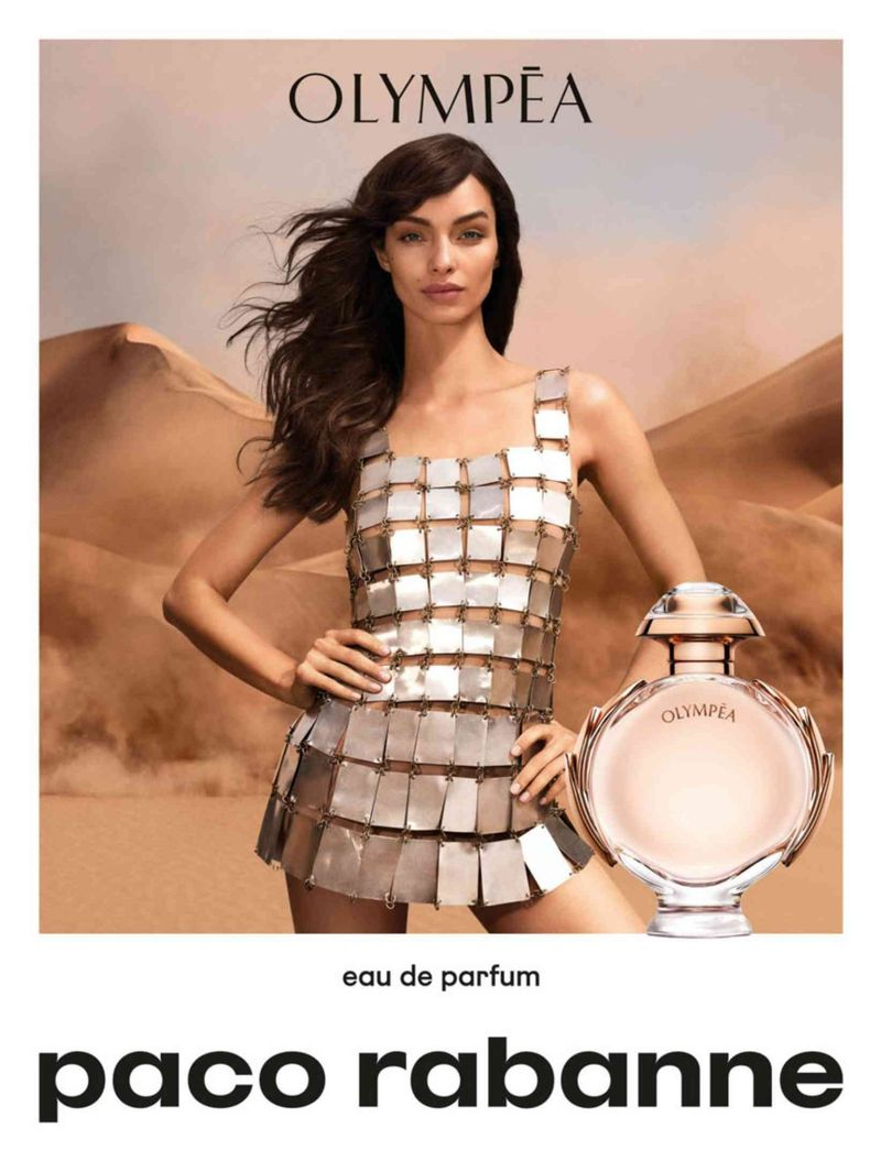 Paco Rabanne Invictus And Olympea Fragrance 2019 Paco Rabanne Paco Rabanne Luma Grothe Paco