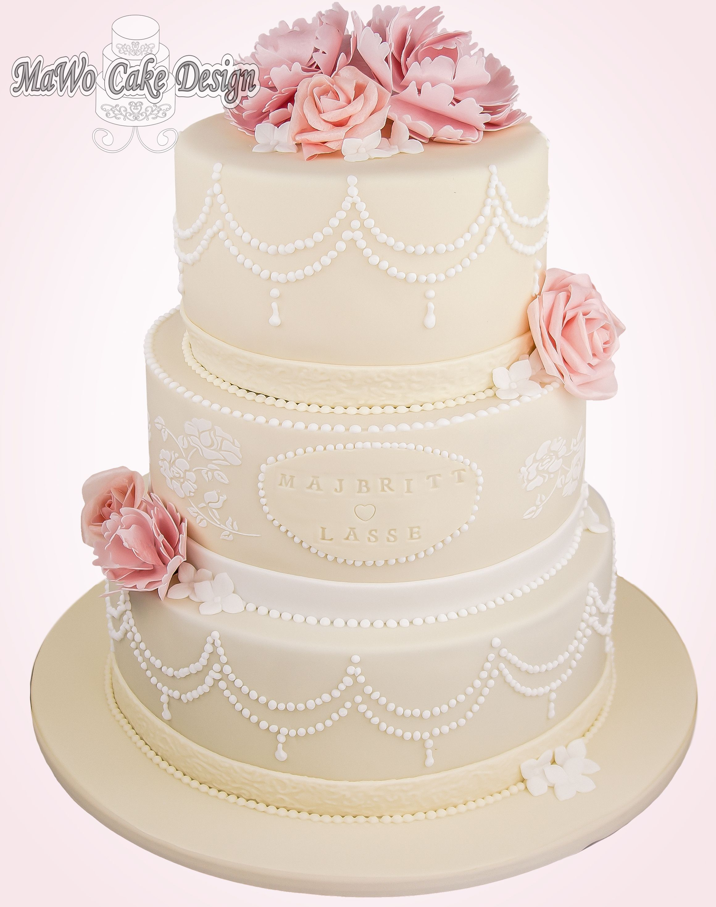 Pin von MaWo Cake Design auf Hochzeit in 2021