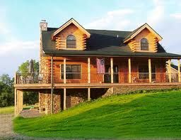 Best Close To What My Dream Home Is Want A Metal Roof In Green 640 x 480