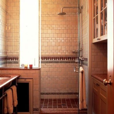 Tile by Style: The Roots of a Craftsman Bathroom #craftsmanstylehomes